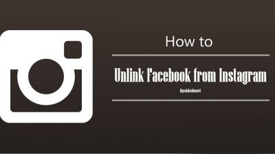 how to unlink Facebook from Instagram (Easy Guide)