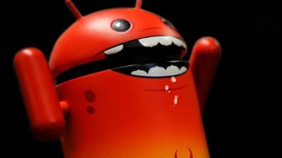 android OS is under malware attack