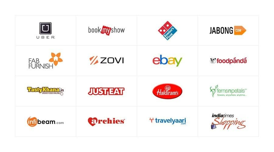 Stores accepting Paytm wallet