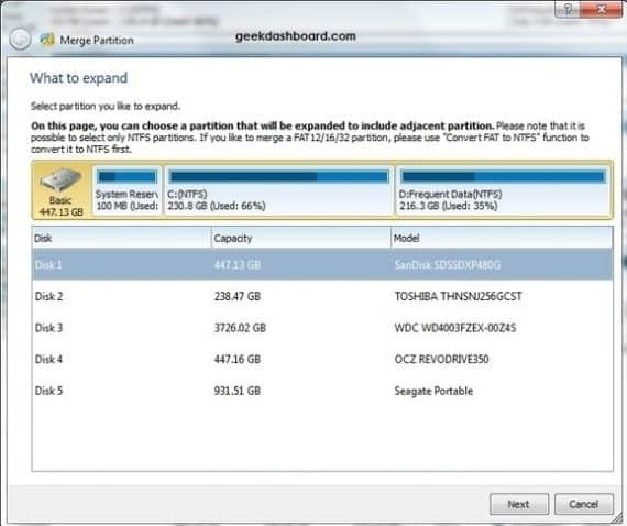 Minitool partition wizard software for free review