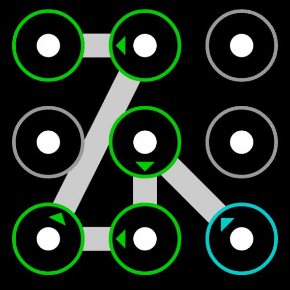 strong pattern lock ideas