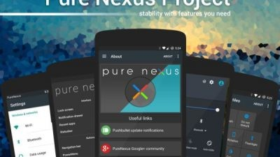custom roms for nexus 6p