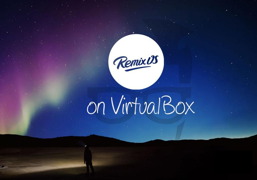 how to install remix os in virtualbox