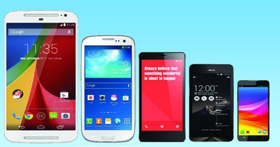 smartphones under 15000 Inr in india