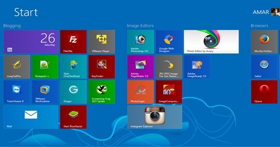 startup applications in windows 8