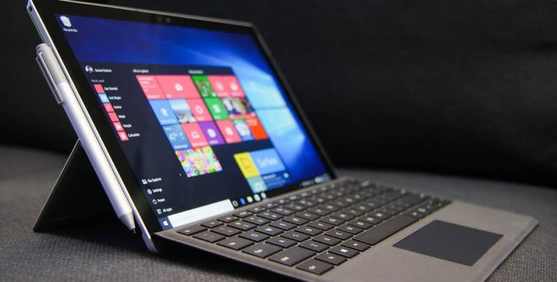 Surface Pro 4 Tablet - The Beauty