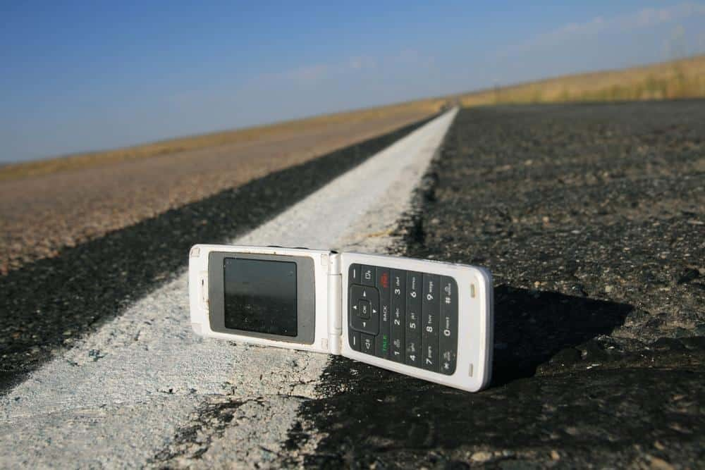 how to tack lost mobile phone